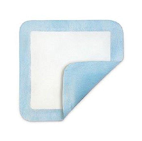 Medicazione quadrata assorbente Mextra Superabsorbent, 10x 10cm.