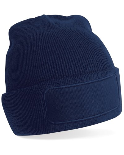 Beechfield BC445 Printers Beanie - French Navy - One Size