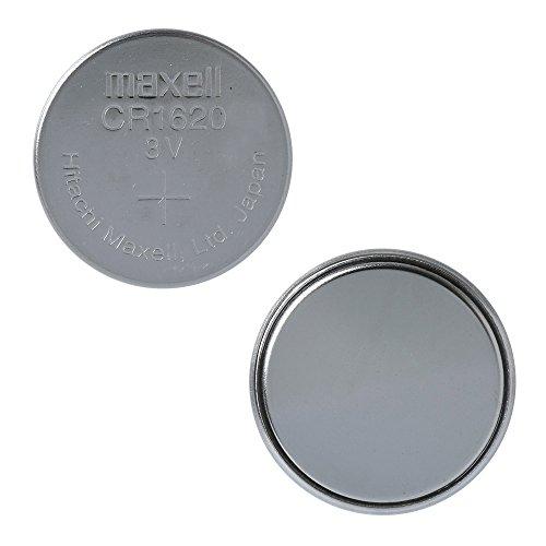 [Maxell] Batterie au Lithium CR1620 3 V Lot de 2 x (5) = 10 Piles à Usage Unique