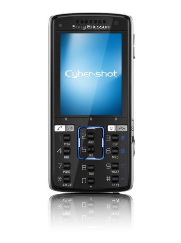 Sony Ericsson K850i blau Handy