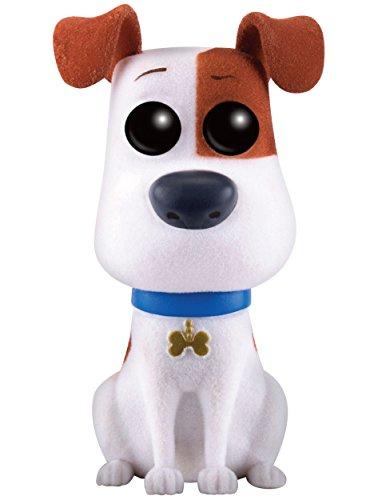 Funko 599386031 - Figura Mascotas - MAX