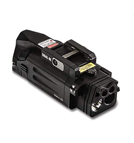 Steiner DBAL-RL Dual Beam Aiming Laser Rifle Light, Green Laser