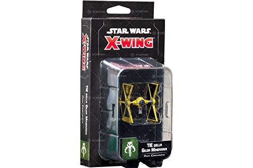 Asmodee- Star Wars X-Wing Tie della Gilda Mineraria, Colore, 9942