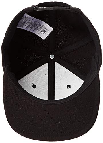 Vans Drop V II Snapback Berretto da Baseball, Nero (Black-White Y28), Taglia Unica Uomo