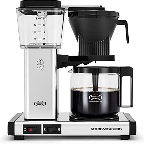 Technivorm Moccamaster 59616 KBG Coffee Brewer, 40...
