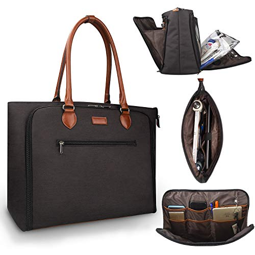 TANTO Travel Bags for Women Weekender Bag Overnight Carry-on Duffel Large Work Tote Bag Fits 15.6 Inches Laptop