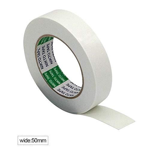 TININNA EVA Schwamm Schaumstoffband Selbstklebend Dichtungsband Moosgummi Schaumstoff Klebeband Fugendichtband extra stark klebend Schaumband 12mm(B) x1mm(D)
