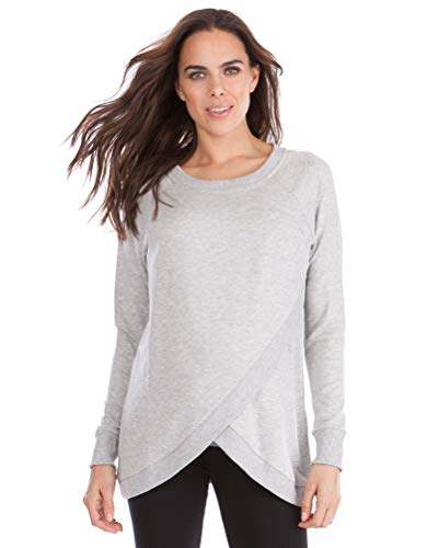 Crossover Sweater for Womens