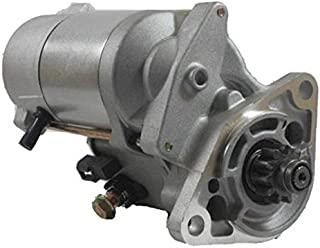 NEW STARTER MOTOR COMPATIBLE WITH NEW HOLLAND SKID STEER LOADER LX565 LX665 2280005120 185086520