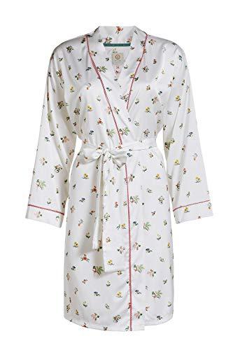 PiP Studio Damen Morgenmantel Kimono Ninny Moss 260859, Wäschegröße:2XL