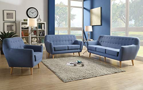 HomeRoots Furniture HomeRoots Couches, Multicolor