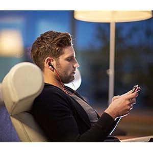 Jabra 100-98300000-02 Halo Smart Wireless Bluetooth Headset, Black