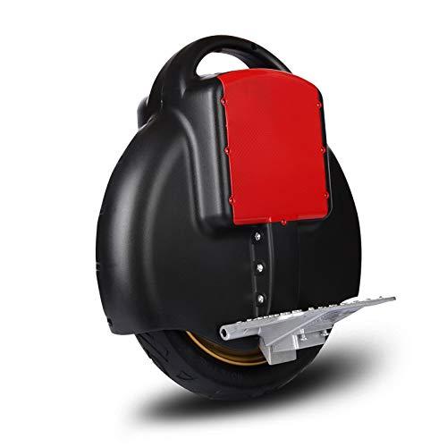 MUXIN Overboard Hover Gyroroue Scooter Board 14 Pouces, Self-Balance Board, Self-Balance Hoverboard Tout Terrains Scooter Electrique 500W, E-Scooter Auto-Équilibrage pour Enfant Et Adult,Noir