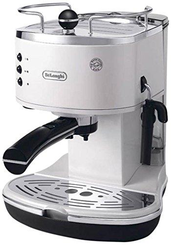 De\'Longhi Icona ECO 311.W - Kaffeemaschine mit Cappuccinatore - 15 bar, ECO311.W