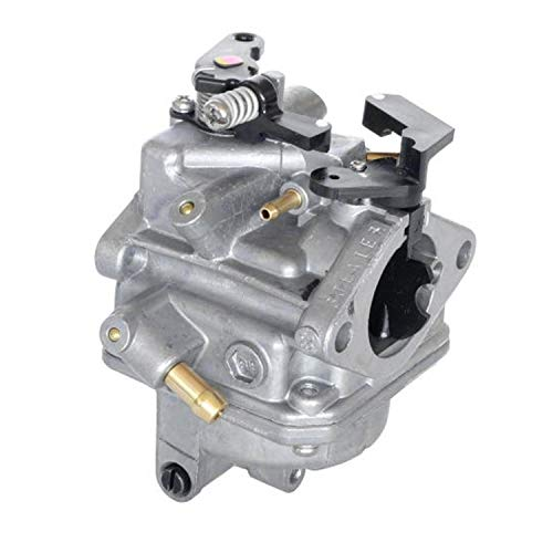Notonparts Carburetor Carbs Assy Boat Engine 3303-8M0053668 804766T03 for Mercury Mercruiser Quicksilver Outboard Engine 4-Stroke 6HP