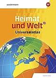 Heimat und Welt Universalatlas. Aktuelle Ausgabe Saarland