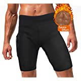 Junlan Men's Weight Loss Sauna Hot Sweat Thermo...