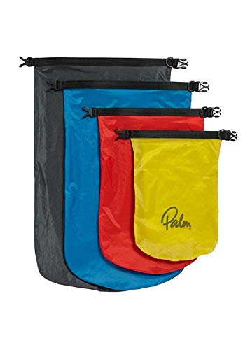 Palm Kayak oder Kayaking - Superlite Multipack (x4) Drybags - Leichtgewicht