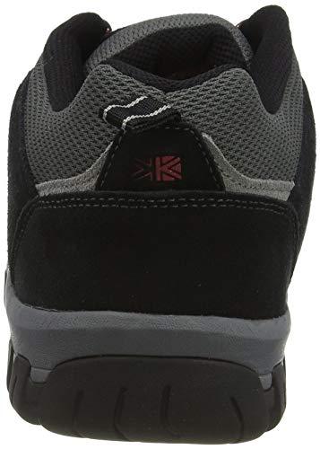 Karrimor Bodmin Low IV weathertite, Men's Bodmin Low 4 weathertite, Black (Black), 9 UK (43 EU)