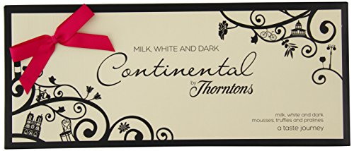 Thorntons Continental Milk/ White and Dark Collection 490 g