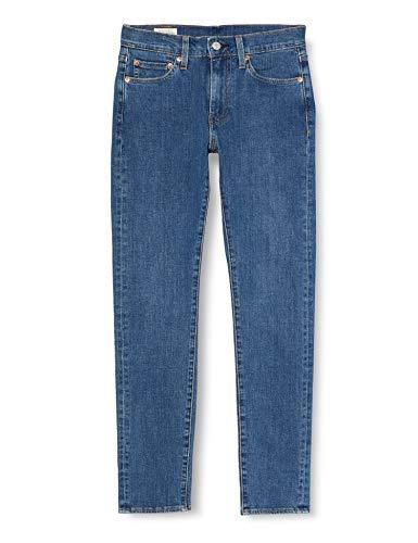Levi's 510 Fit Vaqueros Skinny, Azul (Delray Pier 4/Waxy 1024), W31/L34 (Talla del Fabricante: 31 34) para Hombre