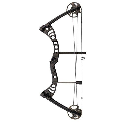 Southland Archery Supply SAS Scorpii 55 Lb 32' Compound Bow (Black)