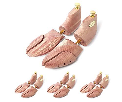 Schlesinger GRAF Schuhspanner Stiefelspanner 4 Paar Gold 43/44