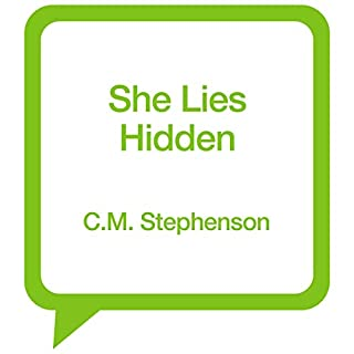 She Lies Hidden cover art