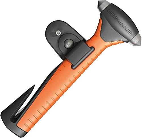 Lifehammer Lifehammer 10571065 PLUS Nothammer, Orange Bild