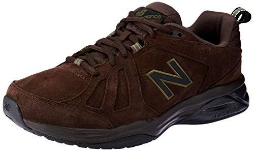 New Balance 624v5, Herren Hallenschuhe, Braun (Brown Brown), 44.5 EU (10 UK)
