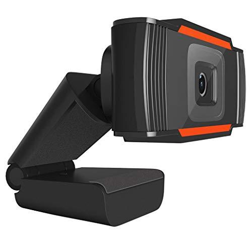 Allegorly HD 1080P Webcam Streaming Webkamera mit Autofokus/Stereo Mikrofon für Computer Skype Video Chat und Aufnahme pc Kamera 3.15 x1.18 x4.33 in