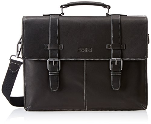 Kenneth Cole REACTION Unisex-Adult Colombian Leather Dual Compartment...