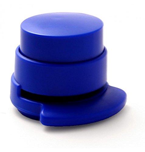 Maya SSD - nietmachine zonder nietjes, herkenbaar door metaal en X-straal, blauw