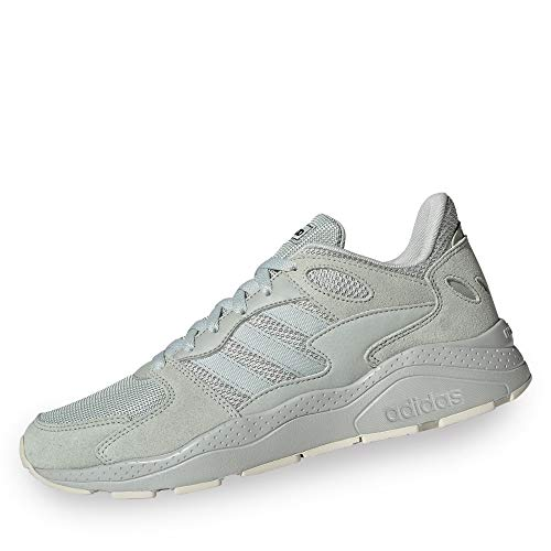 adidas Performance Crazychaos Sneaker Herren grau/weiß, 6.5 UK - 40 EU - 7 US