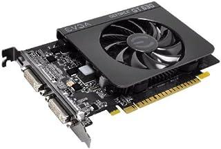 EVGA 02G-P3-2639-KR GeForce GT 630 2GB GDDR3 - Tarjeta gráfica (GeForce GT 630, 2 GB, GDDR3, 128 bit, 2560 x 1600 Pixeles, PCI Express 2.0)