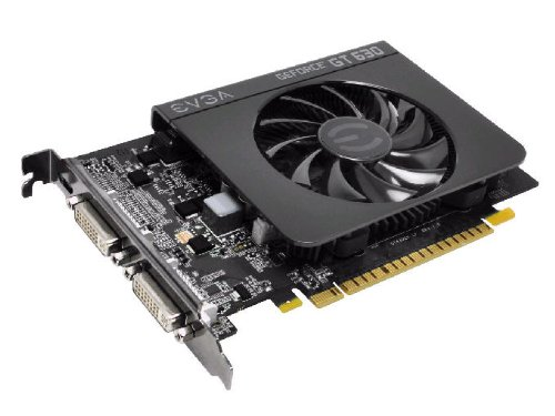 EVGA 02G-P3-2639-KR GeForce GT 630 2GB GDDR3 Grafikkarte - Grafikkarten (GeForce GT 630, 2 GB, GDDR3, 128 Bit, 2560 x 1600 Pixel, PCI Express 2.0)