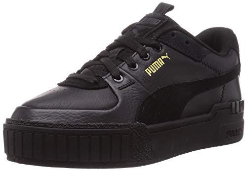 Puma Damen CALI Sport Mix WN S Sneaker, Black Black, 40 EU