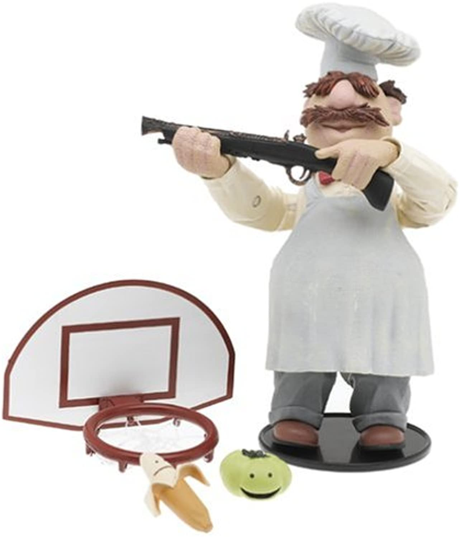 protección post-venta The Muppets Series Nine Classic Classic Classic Swedish Chef by Palisades  Entrega gratuita y rápida disponible.