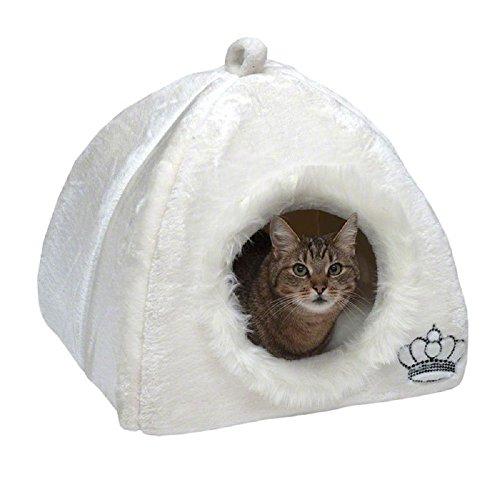 Zooplus Royal Pet Den - Gatitos de gato blanco