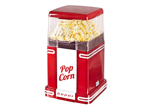 Beper - Machine à Pop-Corn, Pop-Corn en 3 Minutes,...