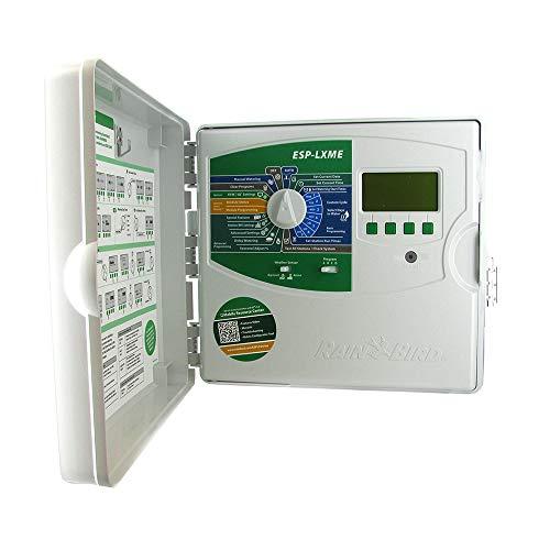 regenvogel esp-lxme 12Station Controller mit Flow Smart Modul