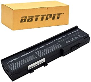 Battpit™ Laptop/Notebook Battery Replacement for Acer TravelMate 2420 (4400mAh / 49Wh)