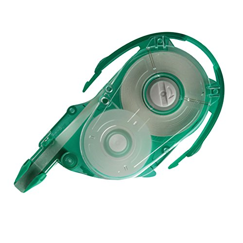 Tombow 68666 Mono Refillable Correction Tape Refill, 1-Pack , White