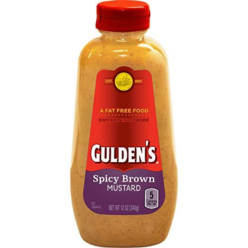 Gulden's Spicy Brown Mustard - 340 gr