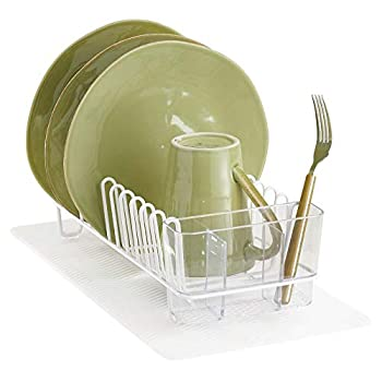 Best small dish drainer rack Reviews