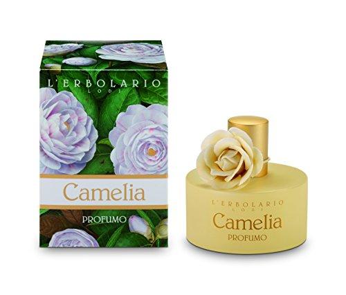 L 'erbolario Camelia Eau de Parfum (limitierter Edition), 1er Pack (1x 50ml)