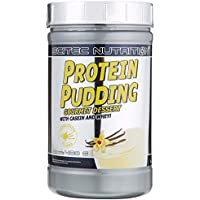 Scitec Nutrition Protein Pudding Comida Funcional, Panna Cotta - 400g