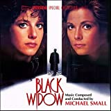 Black Widow, Michael Small [Soundtrack] [Audio CD] [Import-CD] [limited] Intrada-Special-Collection