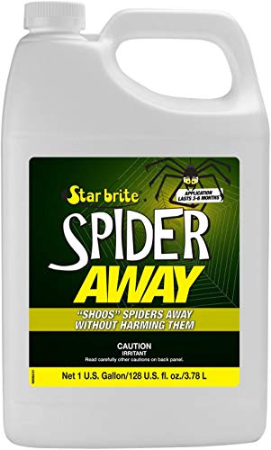 STAR BRITE Spider Away Natural Spider Repellent, 128 oz Gallon