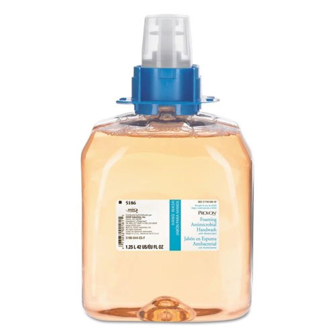 コールド住むセンブランスgo-jo Industries 518603?CT FOAM Handwash、保湿、ライトフローラル、fmx-12ディスペンサー、1250?mlポンプ